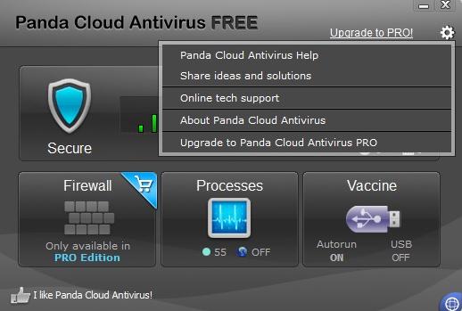 panda cloud free antivirus review for windows 7. Black Bedroom Furniture Sets. Home Design Ideas