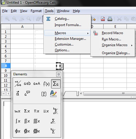 OpenOffice (Free Office Word, Excel, Presentation) Review for Windows 7